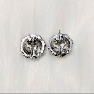 Jewelry - Tiny Crystal Studs